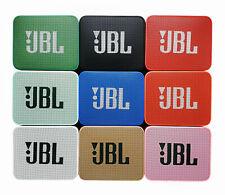 JBL GO 2 Portable Waterproof Wireless Bluetooth Speaker Mini Speaker with Mic