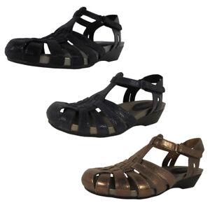 Aravon Womens Standon Fisherman Sandal Shoes