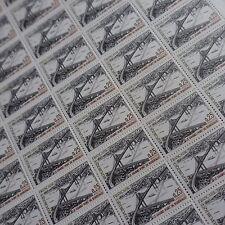 FEUILLE SHEET TIMBRE PONT DE BORDEAUX N°1524 x50 1967 NEUF ** LUXE MNH