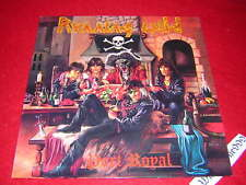 Running Wild - Port Royal, N0122-1, Vinyl LP 1988, 1. Press