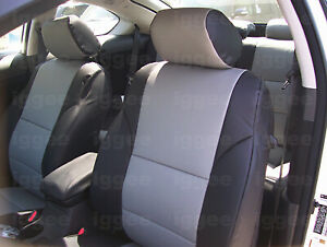 SCION TC 2006-2009 IGGEE S.LEATHER CUSTOM FIT SEAT COVER 13COLORS AVAILABLE