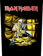 IRON MAIDEN - Rückenaufnäher Backpatch Piece of mind