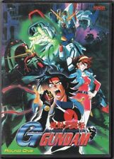 MOBILE FIGHTER: G-GUNDAM - ROUND ONE (Vol. 1 - DVD, 2002) BANDAI ENTERTAINMENT