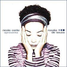 Rosalia De Souza : Garota Moderna CD (2003)