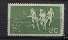 Berlino 1976 SG #B 505 MONDIALE HOCKEY CAMPIONATI MNH