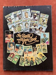 1977 Pittsburgh Pirates Official Baseball Yearbook EX some wear at top