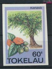 Tokelau 115U Imperforato MNH 1985 Alberi (9305183
