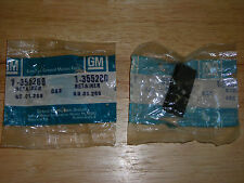 1976 Chevy Impala Lower Grille Retainers GM NOS 355260 Chevrolet 76