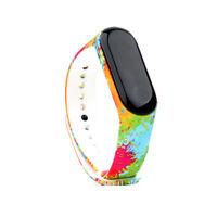 For Xiaomi Mi Band 3 Waterproof Smart Watch Wristband Bracelet Tracker Strap Hot