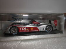 Spark 0683 - Audi R10 TDI Team Joest LM 2007 #3 - 1:43 Made in China