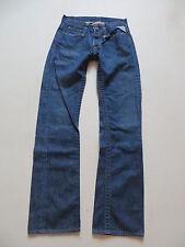 "REPLAY ""BRAND"" Jeans Hose W 28 /L 34, TOP ! faded Indigo Denim mit Knopfleiste !"