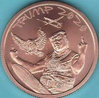 Donald Trump Golf Ball Marker 1 Oz .999 Pure Copper