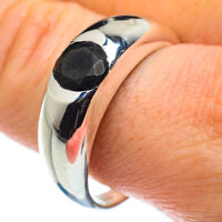 Black Onyx 925 Sterling Silver Ring Size 11.75 Ana Co Jewelry R49726F