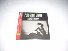 PATTY SMITH GROUP - RADIO ETHIOPIA - JAPAN CD MINI LP