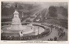 POSTCARD  ROYALTY   Coronation 1911