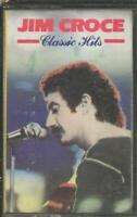 VINTAGE Jim Croce Classic Hits Cassette Tape