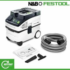 Festool Mobile dust extractor CT 15 E CLEANTEC 574830