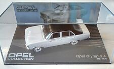 OPEL OLYMPIA A 1967-1970 - VOITURE MINIATURE COLLECTION - IXO 1/43 CAR AUTO -47