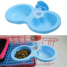 New Dog Cat Cute Pet Cat Puppy Automatic Water Dispenser Food Dish Bowl Feeder