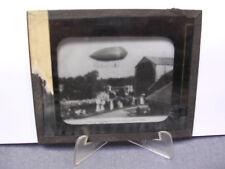 Original 1900s Glass Slide/Photograph
