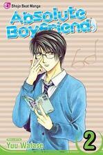 Absolute Boyfriend, Vol. 2-ExLibrary