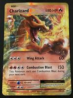 TRACKING CHARIZARD EX 12/108 XY Evolutions Ultra Rare Pokemon Card MINT NEW