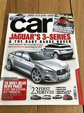 CAR Magazine/October 2010 - Jaguar/Range Rover