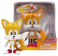 Ships Next Day Sonic the Hedgehog Jazwares Mini Morphed Classic Tails Figure