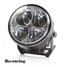 1x Universal LED Tagfahrlicht mit 4 LED'S , Motorrad , Quad , Pkw , Motorroller