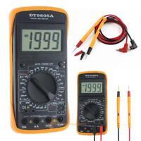 Digital AC/DC LCD Display Multimeter Professional Electric Handheld Volt Tester
