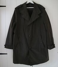 Marks and Spencer Autograph Charcoal Smart Casual Jacket Size Medium Slim Fit