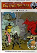 volume DOCTEUR MYSTERE Nr. 1 I misteri di Milano - Alessandro Editore