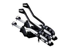 THULE PRORIDE 591 SILVER Twin Pack Roof Top Bike Carrier Pro Ride 591040 RRP$449
