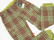 NEW $230 Burton Womens Cadence Snowboard Pants! M *Dry Ride* Waist is 33 Inches