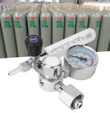 0 25mpa Gas Argon Flowmeter Pressure Regulator Gauge For Weld Mig Tig Welding