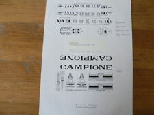 STICKERS,DECALS PHOTOCOPY ON PAPER JUMBO,CHAMPIONE,MERCURY,CONCORDE AIRPLANE,OLY
