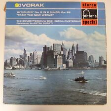 vinyl lp record DVORAK symphony 9 E minor op 95, Antal Dorati, SFL 14030