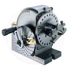 Vertex, Semi Universal Dividing Head w/ Plates & Tailstock, BS-0-BH, 1001-050
