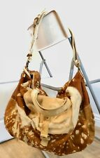 Fabulous & Rare Jerome Dreyfuss Cowhide Billy Large Bag Tote *LIMITED EDITION*