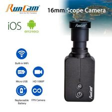 RunCam WiFi HD 1080P FPV Camera Camcorder Video Scope 16mm Metal 180° For Drone