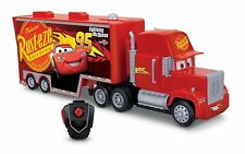 Disney Cars RC Mack Hauler 4+ Lightning McQueen Remote Control Car Truck Trailer