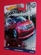 Hot Wheels HONDA ODYSSEY CAR CULTURE Cargo Carriers FLC11 REAL RIDERS