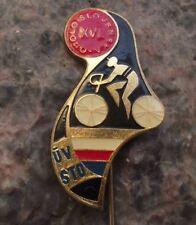 1972 Okolo Slovenska Tour of Slovakia Cycling UCI Europe Bike Race Pin Badge