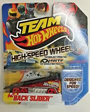Team Hot Wheels High Speed Wheel Back Slider - NIP