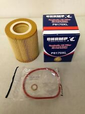 Champ P8170XL Synthetic Oil Filter fits P8170 CH8081 M1C252A 51223 HU925/4