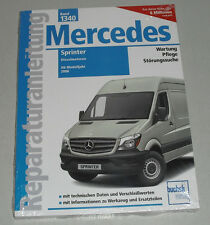 Reparaturanleitung Mercedes Sprinter Diesel / CDI Typ W906, ab Baujahr 2006