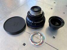 Zeiss CP.2 85mm Planar lens, PL mount / Arri / Red