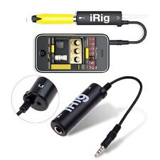 iRIG IK Multimedia HD GUITAR Midi Interface for iPhone/ iPod/ iPadPro Tools