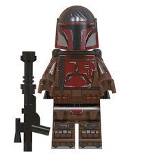 █ 2pcs Set █ Klatooinian Raider AT-ST Star Wars MOC Mini Figure G0001 005 008