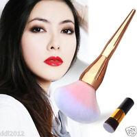 Cosmetic Makeup Brushes Kabuki Face Powder Foundation Blush Contour Brushes Soft